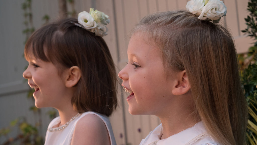Cairenn Foy Childrenswear Communion Styling
