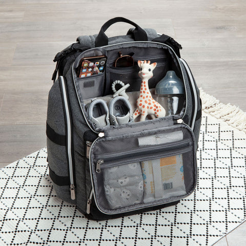 Organized Clean Backpack