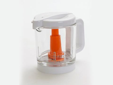 glass 4 cup bowl for one step baby food maker