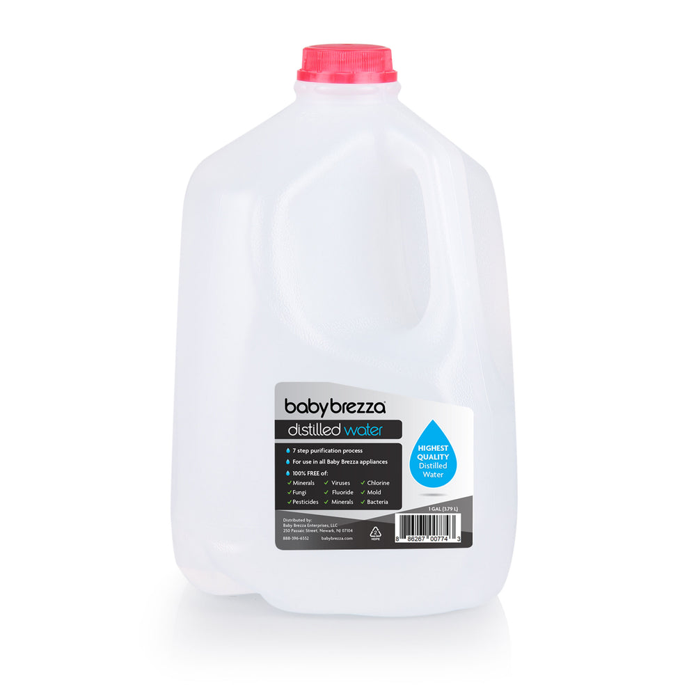 Baby Brezza Distilled Water 1 Gallon, 3pk - product thumbnail