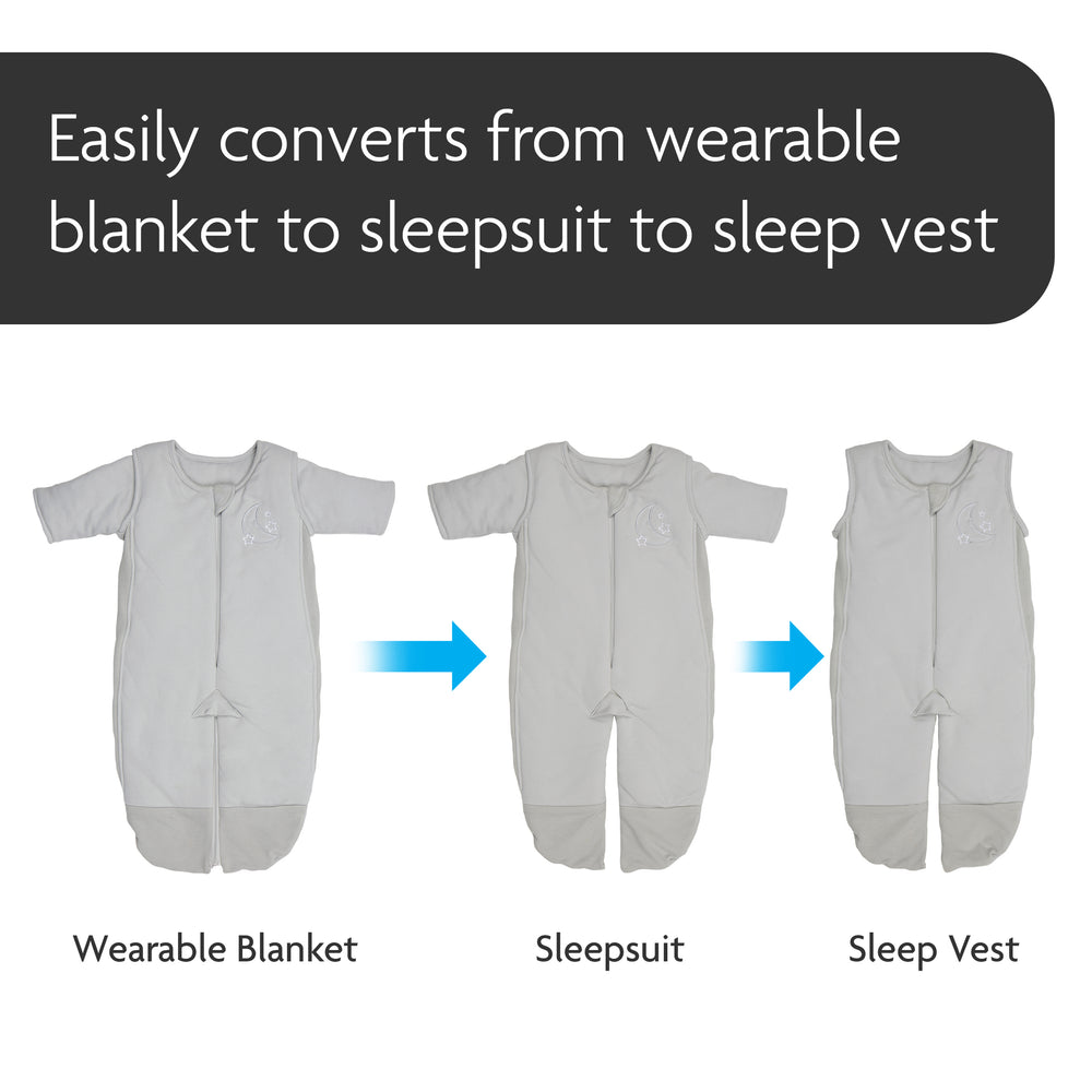 3 in 1 Swaddle Transition Sleepsuit - product thumbnail