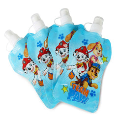 | Paw Patrol Drink Pouches - 4 PACK