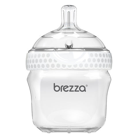 5 oz Bottle Single Pack - Baby Bottles - Baby Brezza