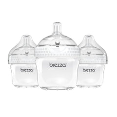Baby Bottles | Baby Brezza Natural Bottle 5 oz, 3 pack
