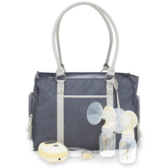 Bananafish Charlotte Breast Pump & Accessory Tote Bag