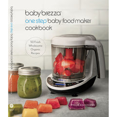 One Step Baby Brezza Baby Food Recipes Cookbook