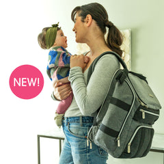 Best Diaper Bag Backpack and Portable Changing Station