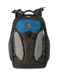 Jeep Adventurers Diaper Backpack- Grey & Teal