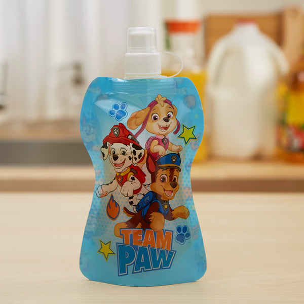 Paw Patrol Drink Pouches 4 Pack Baby Brezza