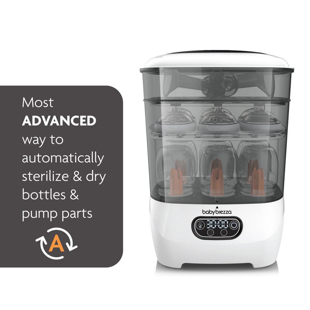 New! One Step™ Baby Bottle Sterilizer and Dryer Advanced - product thumbnail