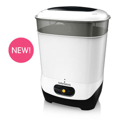 New! One Step™ Baby Bottle Sterilizer
