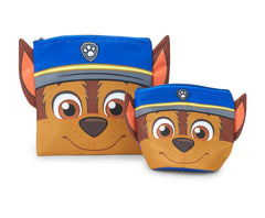 | Paw Patrol Reusable Sandwich & Snack Bag Set- Chase