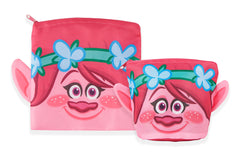 Trolls Reusable Sandwich & Snack Bag Set