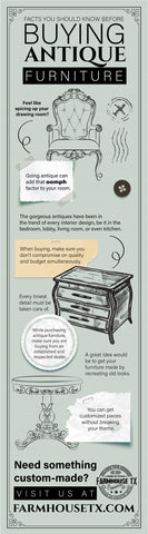 Fact You Should Know Before Buying Antique Furniture