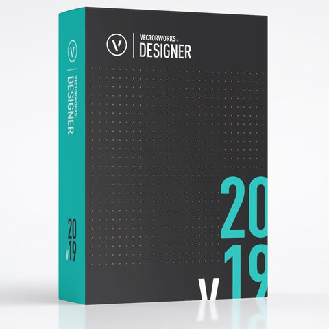 Designer 2019 (Add-on from Fundamentals Renderworks Mac/Win)