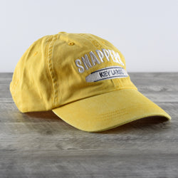 Snappers Hat (Yellow)