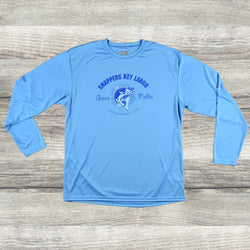 Long Sleeve Gone Fishin' Shirt