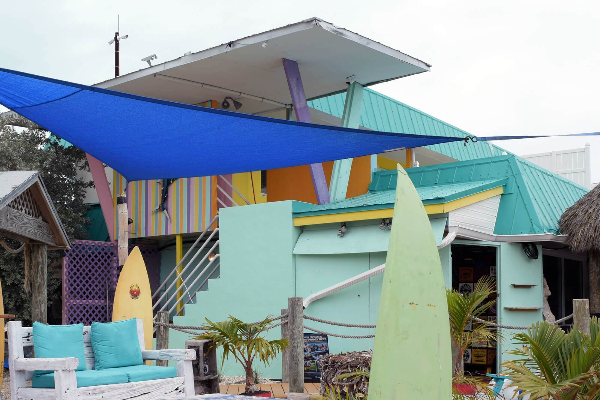 Snappers Key Largo Oceanfront Restaurant And Bar In The