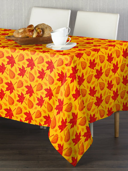 Bright Autumn Rectangle Tablecloths