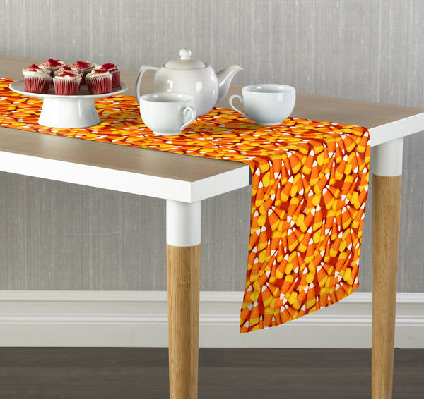 Candy Corn Table Runners