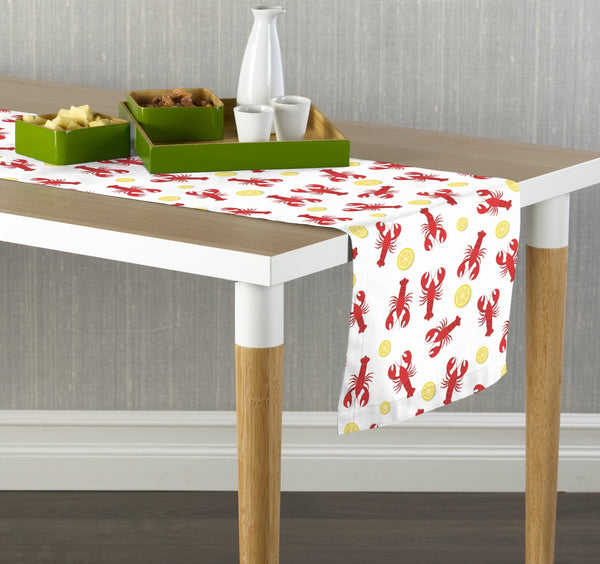 Lobster Bake Table Runners