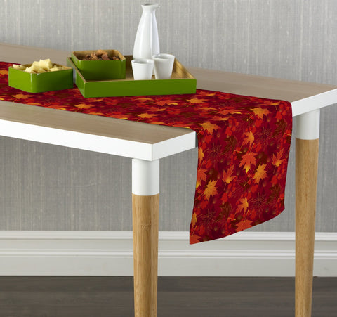 Swirling Fall Table Runners