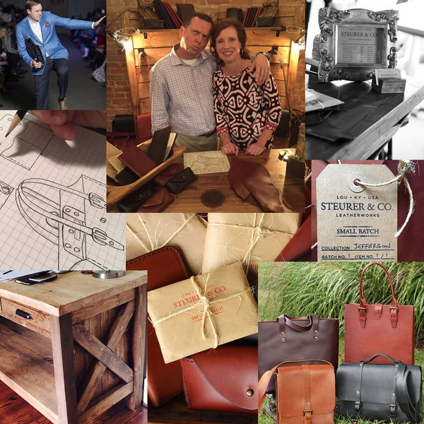 Steurer & Co. Small Batch Leather Goods, Leather Totes, Leather Satchels, Leather Wallets, Handmade Leather