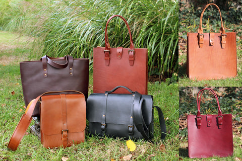 Steurer & Co. Handmade Leather Colors
