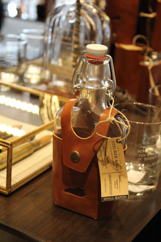 Steurer & Co. Lightning Flask, Omni Hotel Louisville, Lewis & Louis Bourbon Market. Boutique, Made in USA, Made in Kentucky