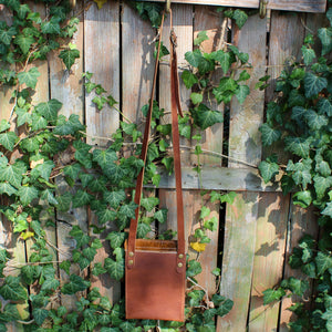 Steurer & Co. Leather, Bison & Hair on Hide Cross Body., Bison Festival Bag,Made in Kentucky, Handmade Leather Bags and Accessories