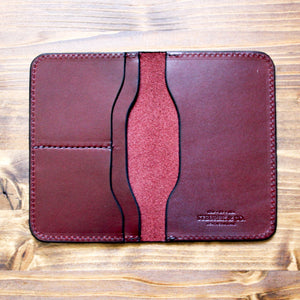 Steurer & Co. Passport Wallet & Field Notes Cover, Wallet, Journal Cover, Passport Wallet, Handmade Leather Bags and Accessories