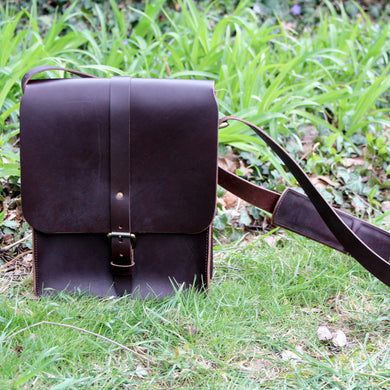 Steurer & Co. Clark Map Bag, Steurer, SteurerJacoby, Vintage Leather Golfbag, Satchel, Handmade Leather Bags, Leather Satchel. Louisville, KY