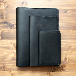 Steurer & Co. Edison Composition Journal Cover, Harrison Journal Cover & Boone Journal Passport Wallet