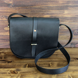 Steurer & Co. Fayette Saddle Bag, Hand Made Leather Bags, Totes, Satchels and Accessories