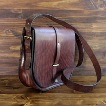 Load image into Gallery viewer, Steurer & Co. Fayette Saddle Bag, Hand Made Leather Bags, Totes, Satchels and Accessories