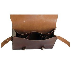 Steurer & Co. Lincoln Satchel, Satchel, Handmade Leather Bags and Accessories