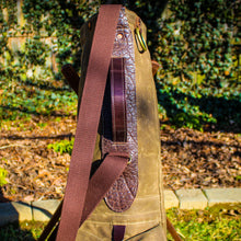 Load image into Gallery viewer, MB Custom Waxed Duck Sunday Golf Bag - Design You Own Bag