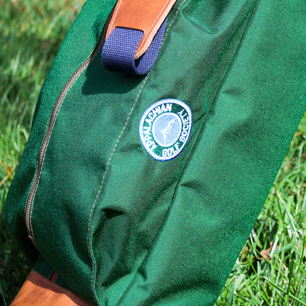 Embroidery - Optional for Your Custom Sunday Golf Bag
