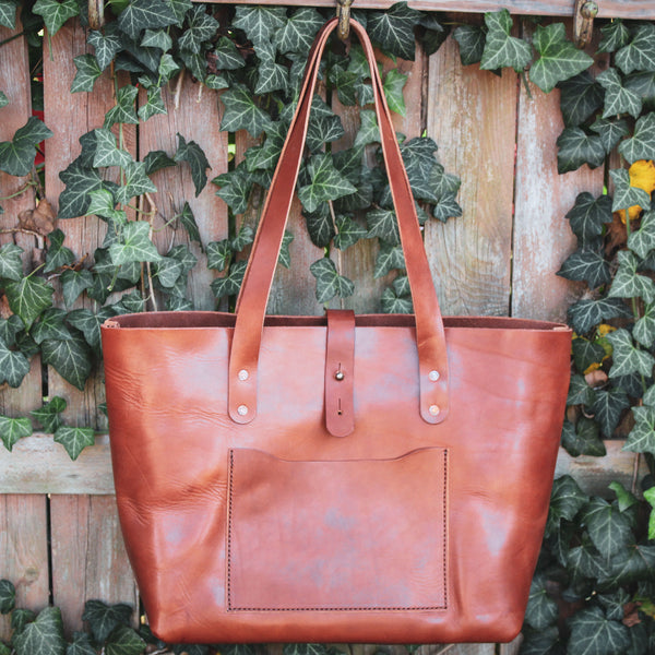 Steurer & Co. Leather Totes, Satchels, Luggage and Accessories. Handmade, Louisville, Kentucky