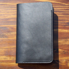 Load image into Gallery viewer, Steurer & Co., Leather Journal Cover, Handmade Leather Louisville, KY