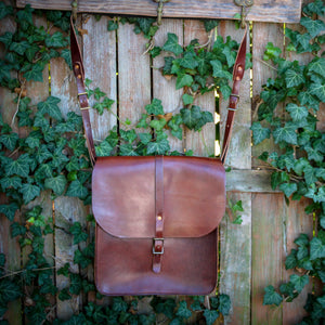 Daveiss Back Pack & Cross Body Satchel