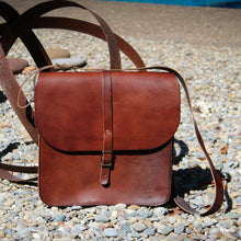 Load image into Gallery viewer, Daveiss Back Pack & Cross Body Satchel