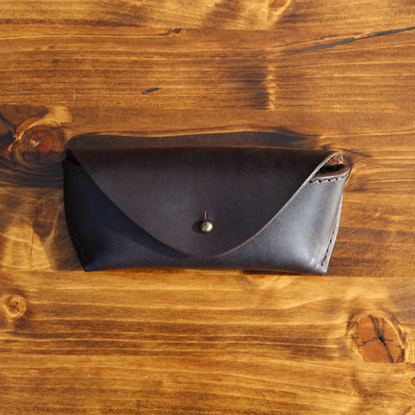 Steurer & Co. Sun Glass Case, Eye Glass Case, Handmade Leather Bags and Accessories