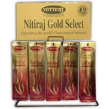 Gold Nitiraj Incense
