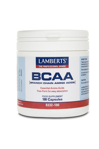 BCAA - Branch Chain Amino Acids