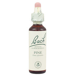 Bach Flower Remedy - Pine