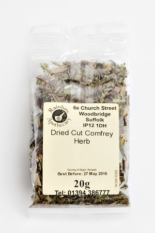 Dried Cut Comfrey