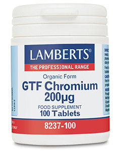 GTF Chromium (as Picolinate)