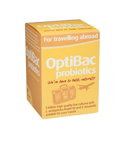 For Travelling Abroad (20 capsules)