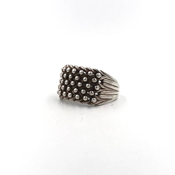 Gents Man Ring - Our Little Secret Shop - Handmade Unique Jewellery